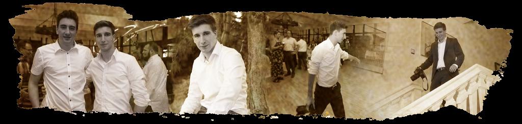 Hochzeitsfotograf Witten und Köln ; Dominik Adels & René-Marcel Kwasny