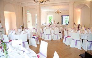 Hochzeitslocation Schloss Eulenbroich Festsaal