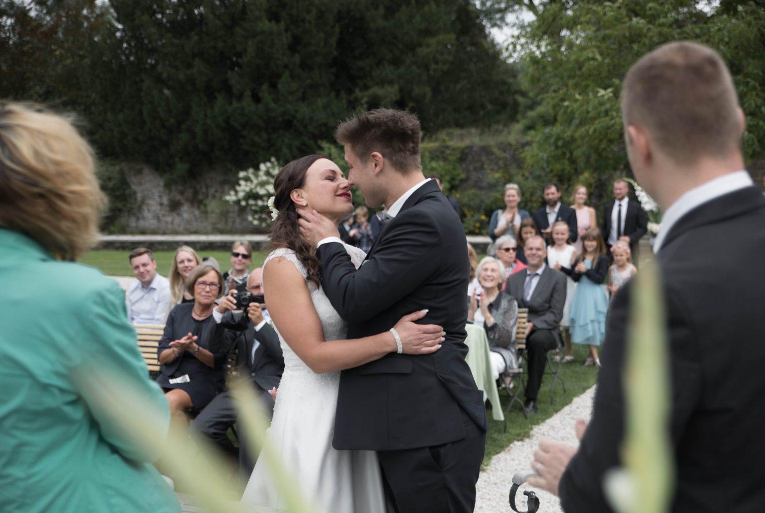 Hochzeit Schloss Ehreshoven - Marco & Steffi
