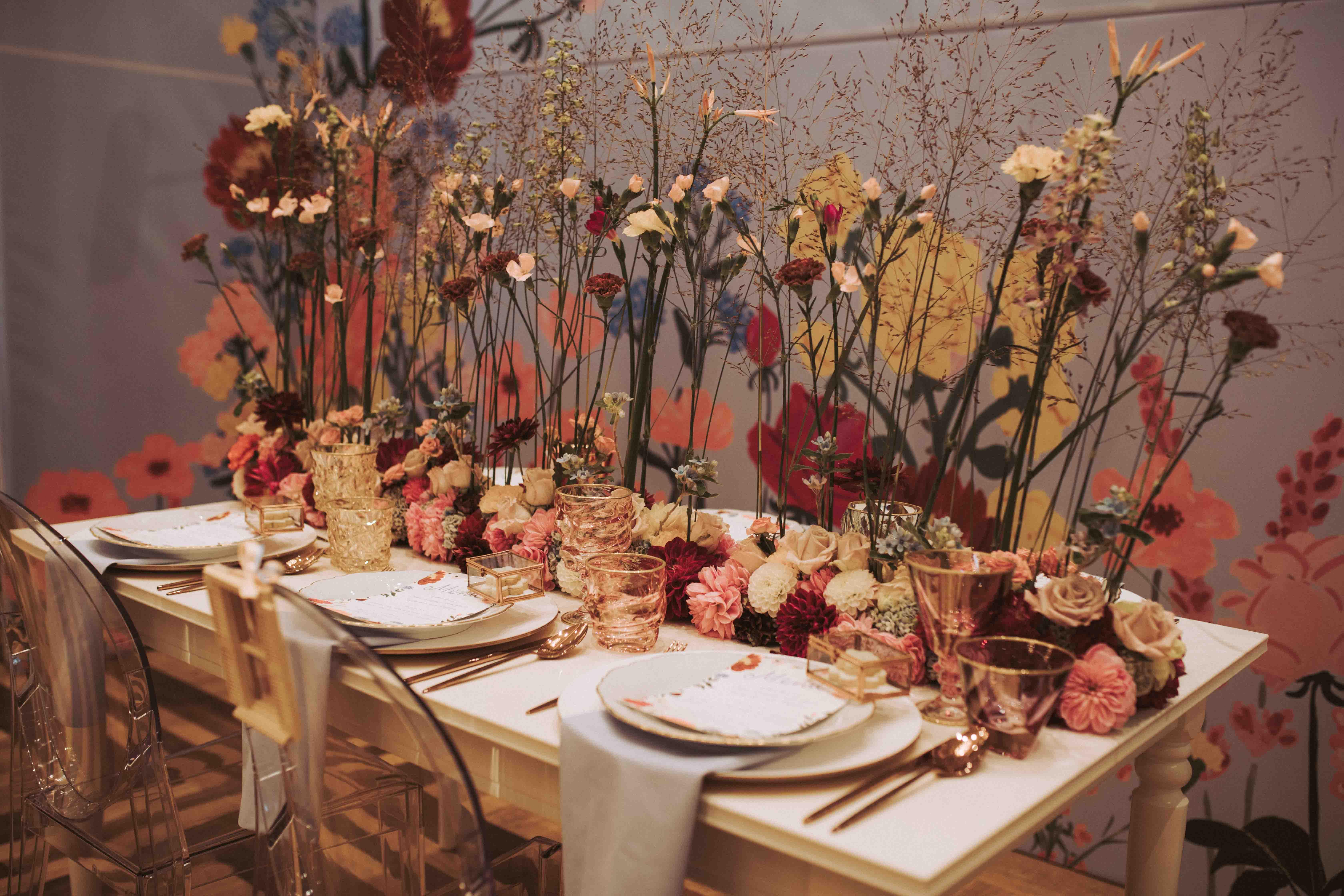 Vintage Wedding 2019 in der Flora Köln