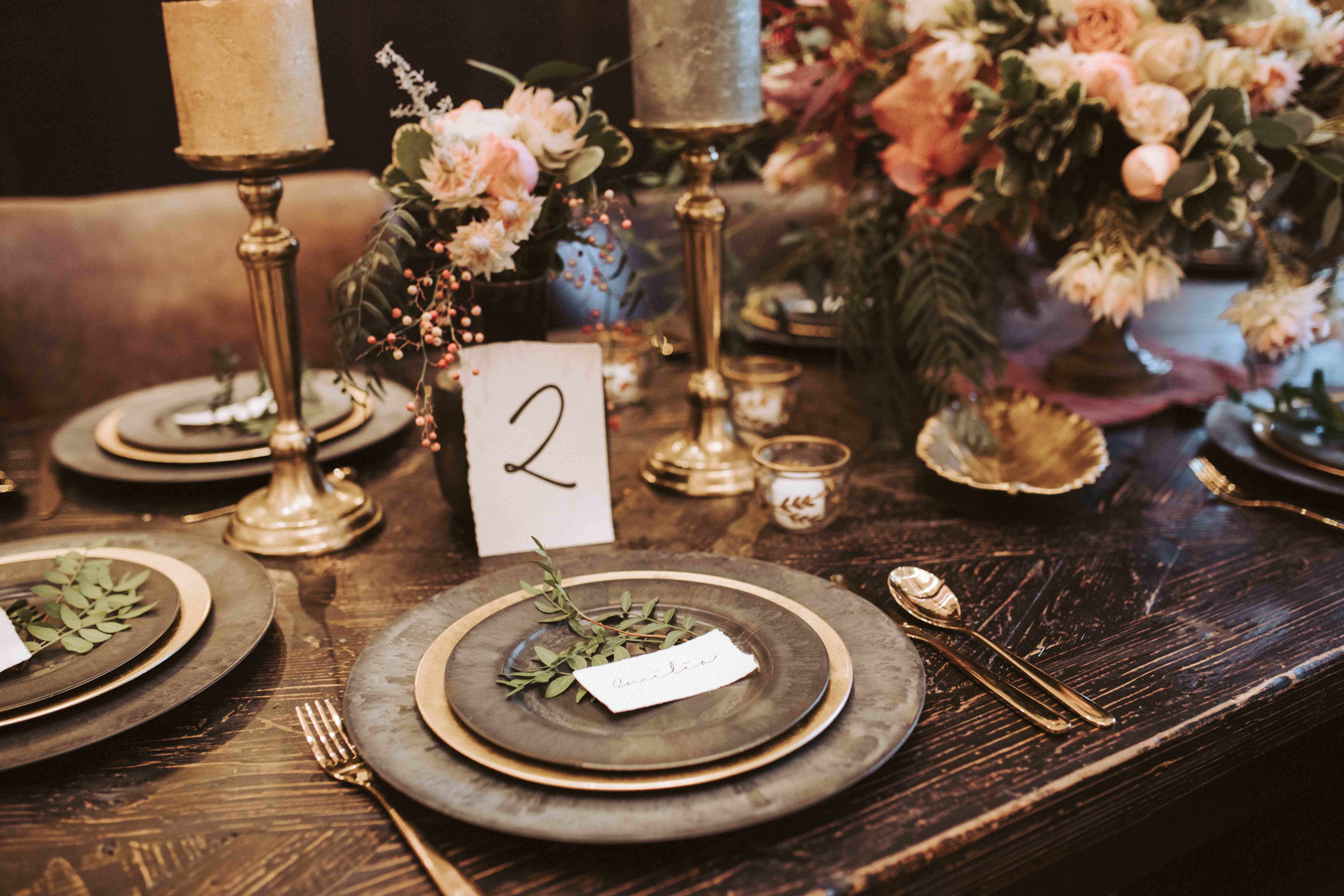 Vintage Wedding Chic Events 2017
