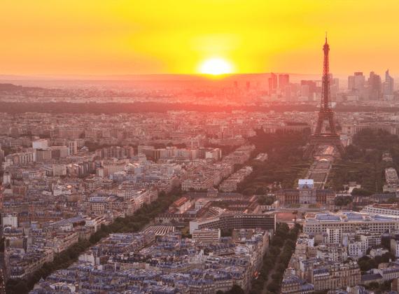 Heiraten in der Stadt der Liebe - Paris