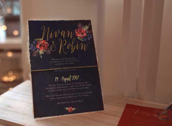 Sprüche für die Hochzeit