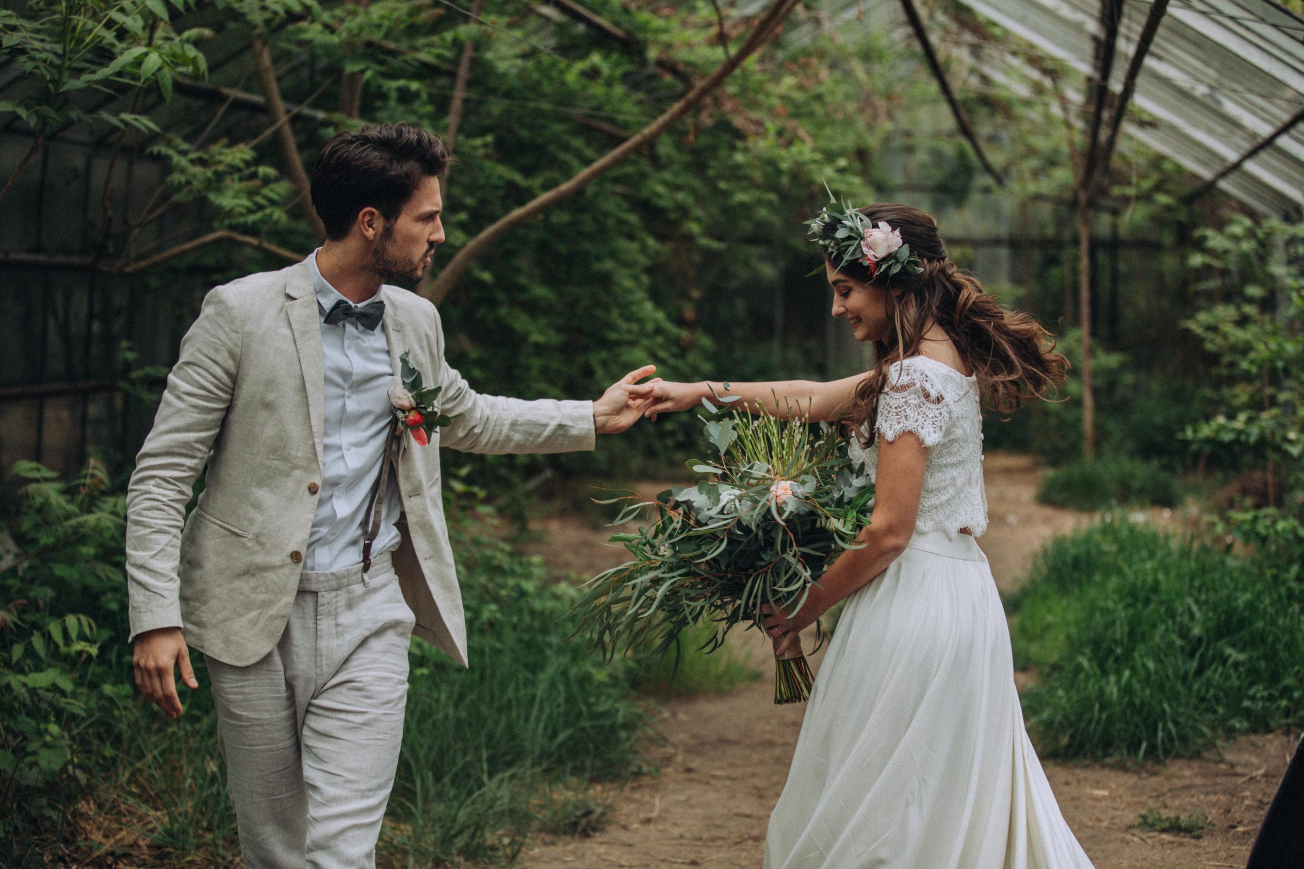Hochzeitspaar Ria & Axel