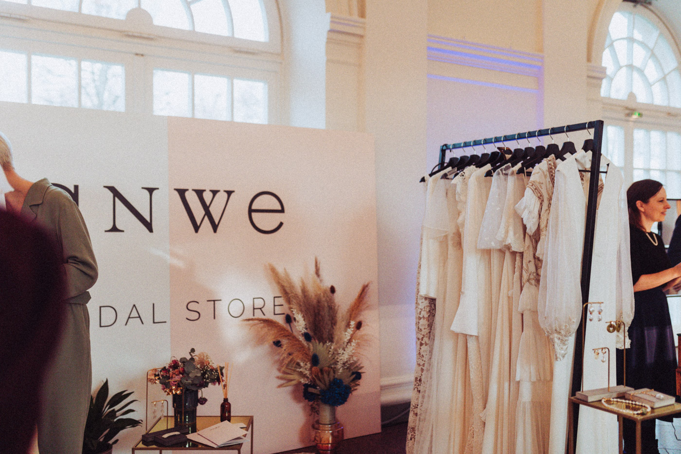 Anwe Bridal Store Hamburg