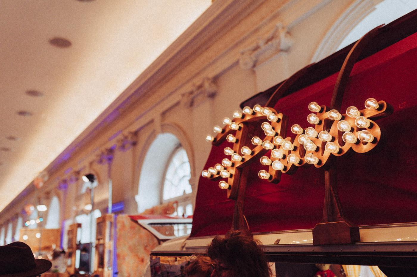 Hochzeitsmesse Love Circus Bash