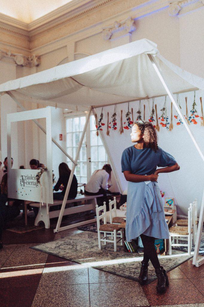 Hochzeitsmesse Love Circus Bash Kinderbetreuung